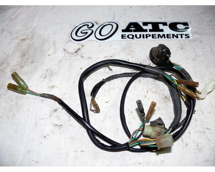 Honda Atc 70 Wiring Harness  Honda  Vehicle Wiring Diagrams