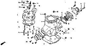 Cylindre culasse